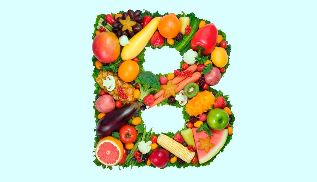 """Витамин """"В"""" в нашем питании"""