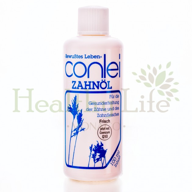 Зубное масло с коэнзимом Q10